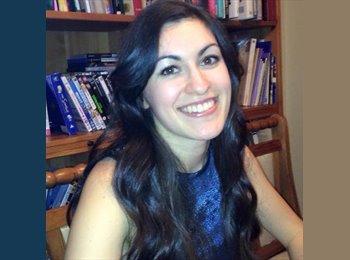 Megan  - 21 - Estudiante