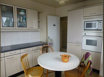 chambre librede 15m dans maison à rosny sous bois