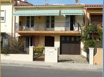 Appartager FR - ds VILLA 250m UNIVERSITE CHAMBRE DOUBLE-WIFI - Perpignan, Perpignan - €590