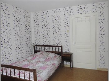 Appartager FR - Chambre meublée - Angers, Angers - €250