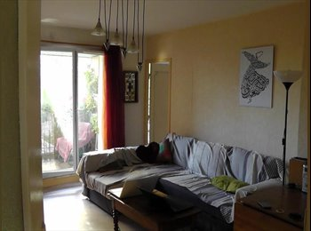 Appartager FR - Chambre à louer dans coloc Paris 17e - 17ème Arrondissement, Paris - Ile De France - €500