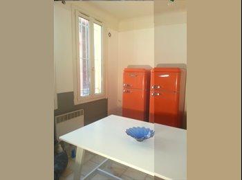 Appartager FR - COLOCATION DANS MAISON INDEPENDANTE - Rives du Paillon, Nice - €340