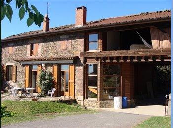 Appartager FR - Colocation à Chavanne, proche Saint-Etienne - Saint-Chamond, Saint-Etienne - €310