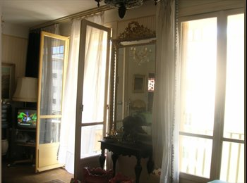 deux chambres dans appart renové