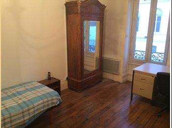 Chambre meublée proche centre Lyon