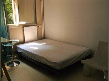 Jolie chambre de 20 m2 dans appartement tranquille