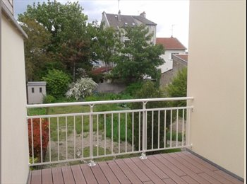 Appartager FR - Cherche 2 colocataires maison avec jardin - Reims, Reims - €450