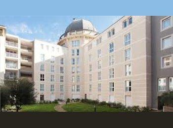 Appartager FR - Collocation, T2, chemin de Moularés - Port-Marianne, Montpellier - €400