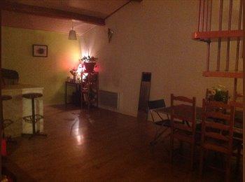 Appartager FR - CHAMBRE DANS MAISON EN COLOCATION - Bacalan, Bordeaux - €450