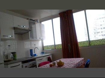 Appartager FR - cherche co-locataire appartement rénove - 13ème Arrondissement, Paris - Ile De France - €520