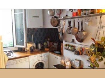 Appartager FR - 75 mètre carré à partager - 12ème Arrondissement, Paris - Ile De France - €800