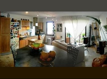 Appartager FR - COLLOCATION-T3-MEUBLE-BON STANDING-15/3/15 - Saint-Aubin, Toulouse - €425
