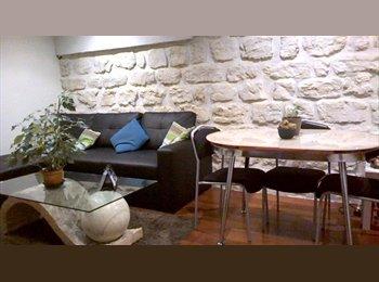 Appartager FR - Colocation 4 personnes bel appartement neuf - 17ème Arrondissement, Paris - Ile De France - €700