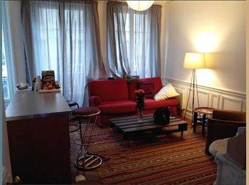 Appartager FR - Place dans coloc pour une fille jeune pro - 10ème Arrondissement, Paris - Ile De France - €712