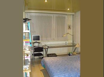 Appartager FR - Chambre meublée dans appartement tout confort - Vandœuvre-lès-Nancy, Nancy - €403