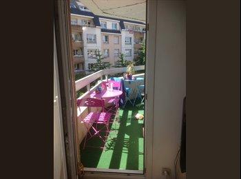 Appartager FR - Coloc F3 de 80m3 père Lachaise avec terrasse - 20ème Arrondissement, Paris - Ile De France - €800