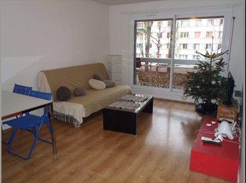Appartager FR - Coloc dans appartement spacieux - Sèvres Lecourbe - 15ème Arrondissement, Paris - Ile De France - €875