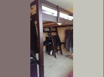 Appartager FR - Propose chambre sympa - Villeurbanne, Lyon - €300