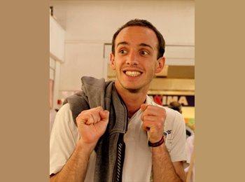 Antoine - 23 - Etudiant