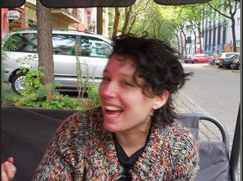 Maria Carolina - 33 - Etudiant