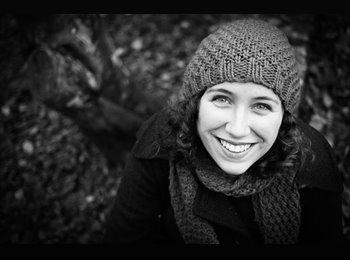 Maureen - 23 - Etudiant