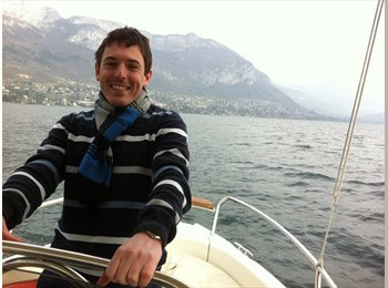 Appartager FR - Lukas - 24 - Le Havre