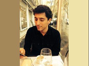 EasyStanza IT - Guillaume - 25 - Roma