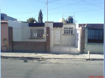 CompartoDepa MX Saltillo Cuartos Amueblados cerca UANE, TEC y UVM - Saltillo - MX$1300 por Mes - Foto 1