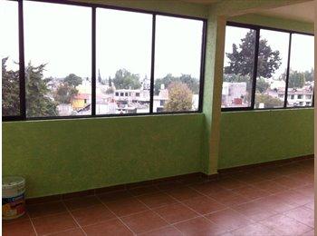 CompartoDepa MX - habitaciones en renta TOTALMENTE NUEVAS ( cerca del TEc ) - Xochimilco, DF - MX$3500