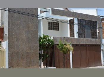 CompartoDepa MX - Habitaciones amuebladas en Aguascalientes - Aguascalientes, Aguascalientes - MX$2000