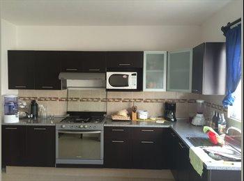 CompartoDepa MX - Se busca roomie villa toscana - Toluca, México - MX$3000