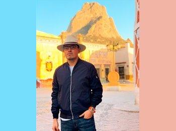 CompartoDepa MX - Carlos  - 29 - Durango