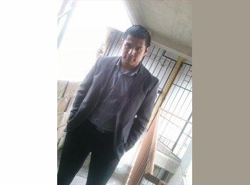 CompartoDepa MX - arturo - 28 - Aguascalientes