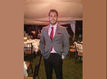 CompartoDepa MX - Jaime Omar Espinosa - 30 - Saltillo