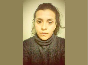 CompartoDepa MX - Nancy Villanueva - 25 - Monterrey