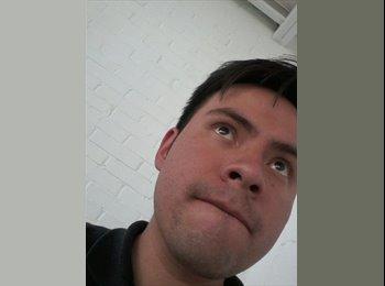 CompartoDepa MX - alejandro - 34 - México