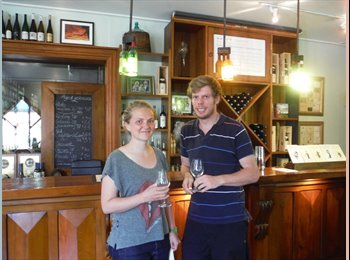 NZ - Astrid and Cyrille - 29 - Central Otago