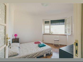 BEDROOM W/ AMAZING VIEW