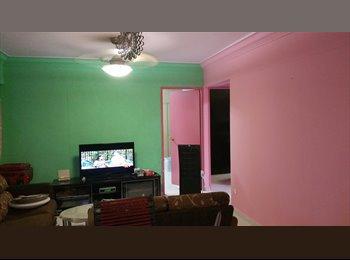 MASTER ROOM for Rent near MRT
