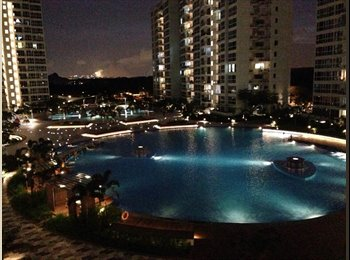 New Condo!Beautiful view!Super large swimming pool