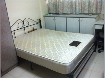 Common room available for female in Tampines St 22