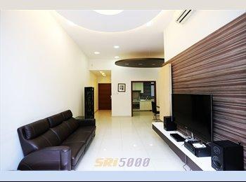 City Square Residences - 3 Bedroom Condo For Rent