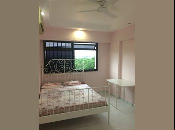 Newly Furnished Common Room, 5 Mins to MRT