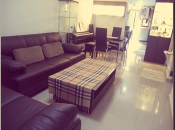 EasyRoommate SG - Toapayoh-common room for 2 FEMALE-available 18-JAN - Toa Payoh, Singapore - $470