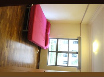 Furnshd Condo Com. Room Wid Pvt  Bathroom - Bedok