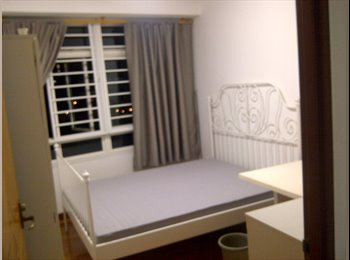 EasyRoommate SG - Common room with fully furnished for rent - Hougang, Singapore - $800