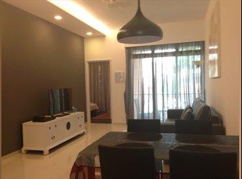 EasyRoommate SG - Designer Decor Master Room at Kembangan MRT - Kembangan, Singapore - $2000