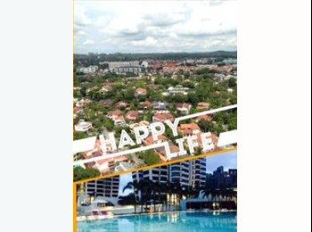 EasyRoommate SG - Brand new condo D'leedon, Immediate available! - Holland, Singapore - $2000