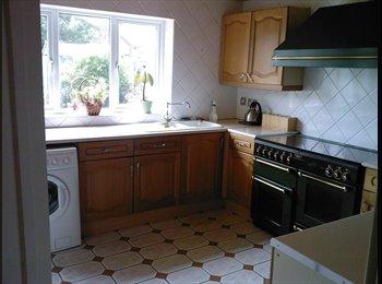 EasyRoommate UK - Lovely Double Ensuite Room in nice  house share. - Thorrington, Colchester - £403