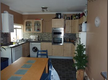 EasyRoommate UK Large Furnished Bills Inclusive Room Beaumont Rd - St Judes, Plymouth - £320 per month,£74 per week - Image 1